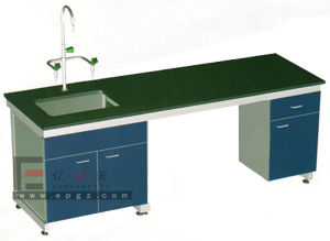 China Laboratory Furniture Chemistry Lab Table for Science (GT-16) pictures & photos