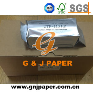 Top Quality Ultrasonic Heat Sensitive Paper Used on Hospital pictures & photos