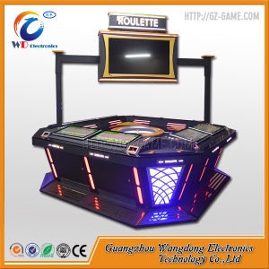 Roulette Machine with Super Luxury Roulette Wheel pictures & photos