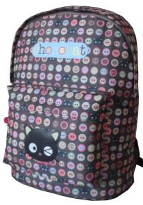 Promotion School Student Backpack Book Bag Daypack pictures & photos