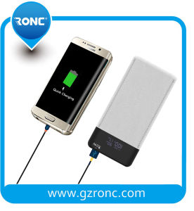 High Quality Qualcomm QC3.0 Quick Charger Power Bank with 10000mAh pictures & photos