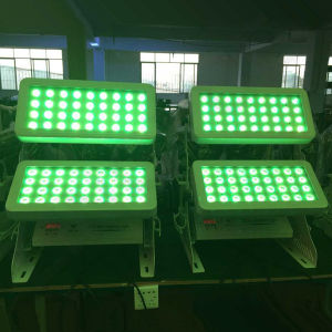 72X10W Outdoor LED Wall Washer Light pictures & photos
