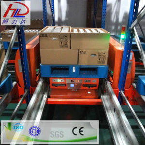 Advanced New Radio Shuttle Racking pictures & photos