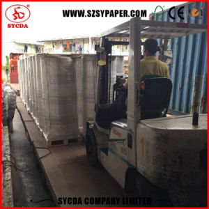 480mm 640mm 880mm Thermal Jumbo Roll with Good Quality pictures & photos