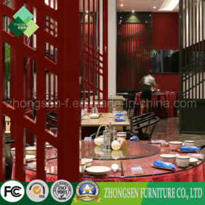 Quality Assurance New Model Bedroom Furniture of Solid Wood (ZSTF-01) pictures & photos