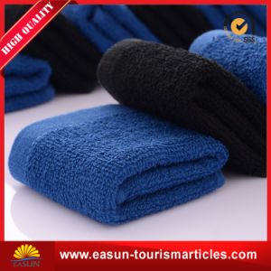 Cotton Travel Disposable Towels in Plastic Tray pictures & photos