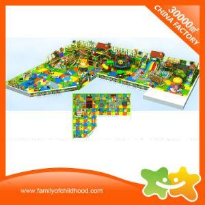 Multipurpose Wonderful World Large Soft Indoor Amusement Park Equipment for Sale pictures & photos