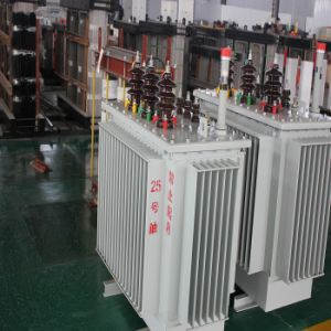 Step Down 3 Phase Oil Immersed Power Distribution Transformer pictures & photos