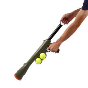 Outdoor Training Dog Toys Interactive Dogs Ball ABS Plastic Pet Supplies Pet Ball Launcher Toy for Small Dogs and Big Dog pictures & photos