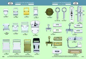 Customized Bag Lock Metal Turn Lock Twist Lock Purse Lock Bag Clasp Press Lock for Handbag pictures & photos