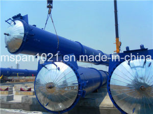 2*21m Autoclave Device for Aerated Concrete Block Building Materials pictures & photos