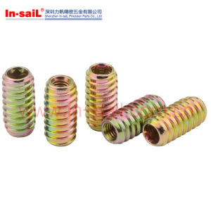 Steel Zinc Plating Furniture Nut for China Supplier pictures & photos