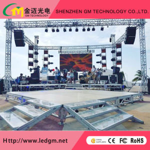 Outdoor Full Color P8 Energy Saving Die-Casting Rental LED Display/Screen/Board/Sign pictures & photos