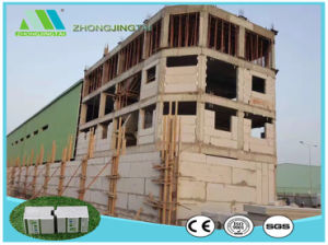 Fireproof Insulation Prefabricated Cladding Wall Sandwich Panels pictures & photos