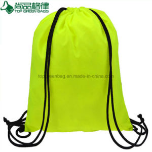 Promotional Gym Duffle Bag Knapsack Drawstring Backpacks Sports Bags pictures & photos