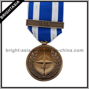 Isaf Lanyard Medal for Military Army Soldier Group (BYH-10615) pictures & photos