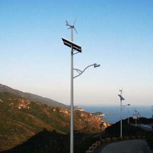 Wind Solar LED Light/Wind Solar LED Lighting (50W) pictures & photos