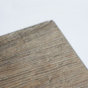 Durable Click Lock PVC Tiles Vinyl Floor (P-6136) pictures & photos