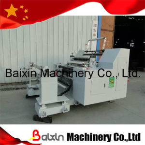 Automatic Plastic Roll Slitting Machine Baixin Machinery pictures & photos