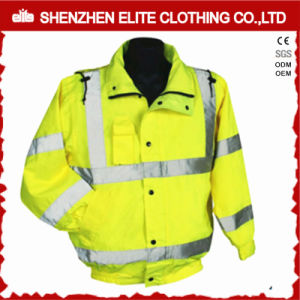 Winter Workwear Mens Safety Reflective Jacket (ELTSJI-8) pictures & photos