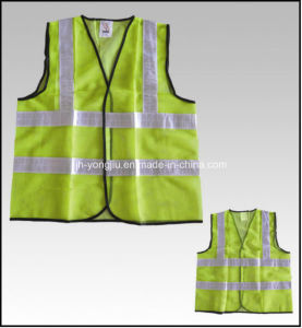 High Visibility Vest for Traffic