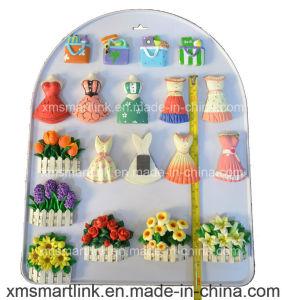 Handy Sculpture Polyresin Dress and Bags Refridgerator Magnet pictures & photos