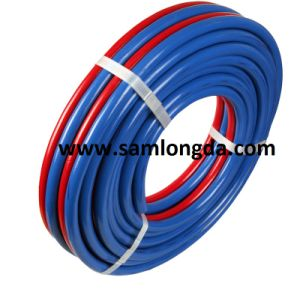 PVC Twin Welding Hose / Oxygen Hose / PVC Hose pictures & photos