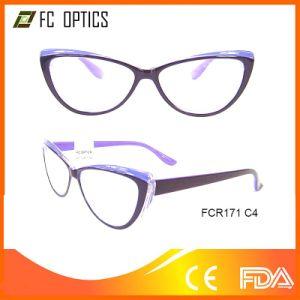 Plastic Best Price Myopia Distance Glasses pictures & photos