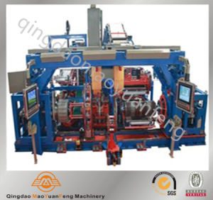 Tyre Building Machine Made by Maoyuanfeng pictures & photos