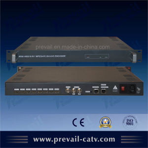 H. 264 8 In1 HD Encoder with IP Output IPTV Stream (WDE-H820) pictures & photos