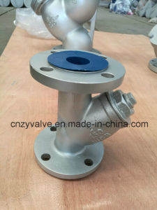 "API/DIN/JIS Cast Steel A216 Wcb 2"" Dn50 Y Strainer pictures & photos"