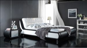 Simple Style Home Soft Bed pictures & photos