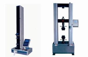 Microcomputer Universal Testing Machine/Textile Material Strength Testing Zlrc pictures & photos
