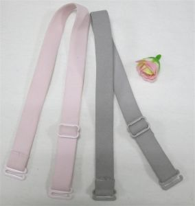 Double Side Nylon Bra Shoulder Strap, High Quality (BSD15) pictures & photos