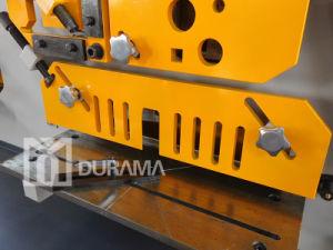 Hydraulic Ironworker, Cutting, Ironwork Machine, Universal Punching & Shearing Machine / Punching Machine pictures & photos