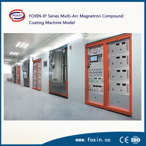 Vacuum Magnetron Sputtering Glass Coating Machine pictures & photos