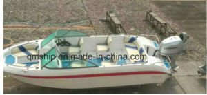 Open Top Aluminium Pleasure Boat Qm7600 pictures & photos