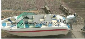 Open Top Aluminium Pleasure Boat pictures & photos