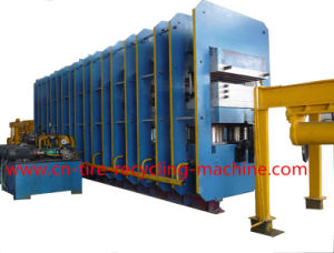 Conveyor Belt Vulcanizing Press, Steel Cord Conveyor Belt Vulcanizing Press pictures & photos