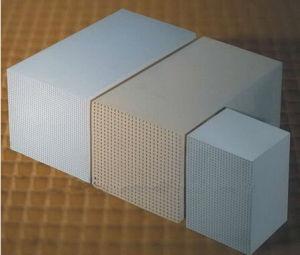 Honeycomb Ceramic for Regenerative Ceramic Honeycomb Heater pictures & photos