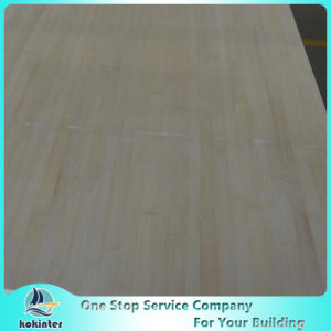 Multi-Ply Carbonized/Caramel Color 40mm Bamboo Board for Countertop/Worktop/Furniture pictures & photos