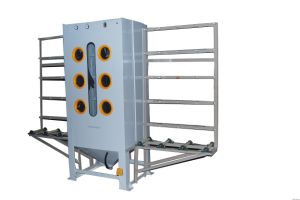 Glass Blasting Machine pictures & photos