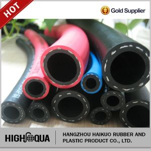 Smooth / Cloth Surface Colorful Rubber Multi-Purpose Hose, Wholesale Flexible Rubber Hose pictures & photos