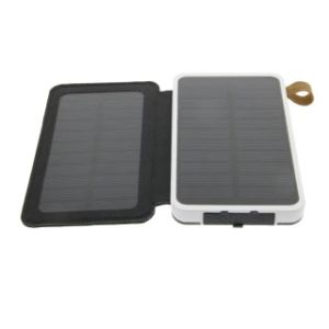 Foldable Solar Panel Mobile Phone Power Bank Charger Gift in High Quality Class pictures & photos