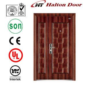 Security Steel Door for Villa Project