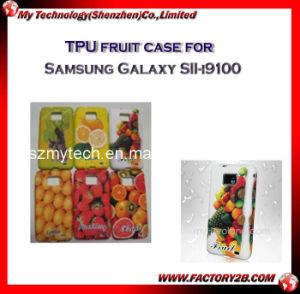 TPU Fruit Case for Samsung Galaxy Sii-I9100