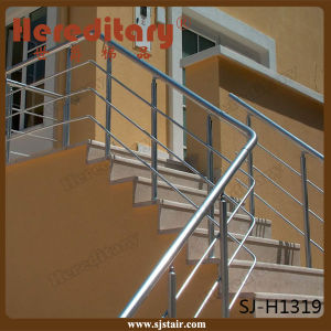Interior 304 Stainless Steel Balustrade Baluster for Stair Handrail (SJ-H1408) pictures & photos