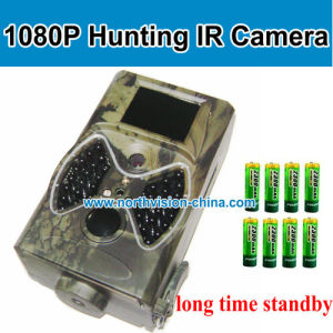 1080P Digial Trail Camera with 34 Infrared LED