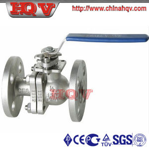API High Platform Floated Ball Valve