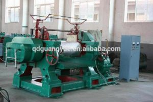 High Accuracy Lab Open Mixing Mill pictures & photos